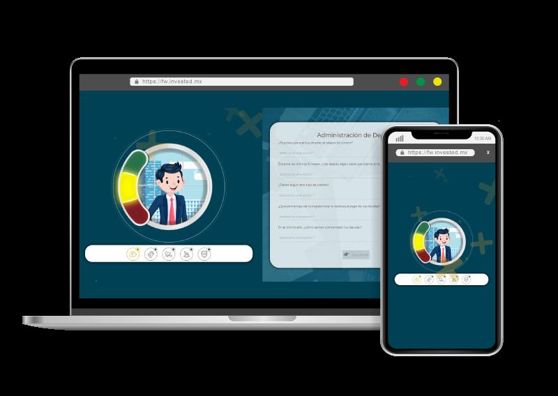 Test Online de Bienestar Financiero